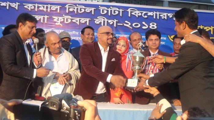 Champion-Team-Provati-Sangh