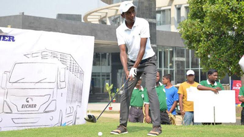 Golfer-Sajib