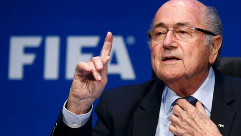Sepp-Blatter-Conference