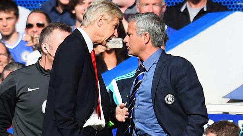 Wenger-Mourinho2