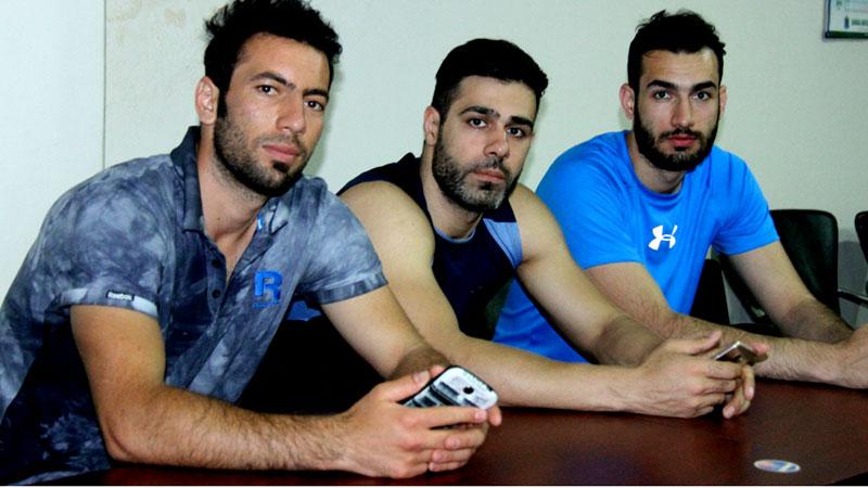 Irani-Volleyball-player