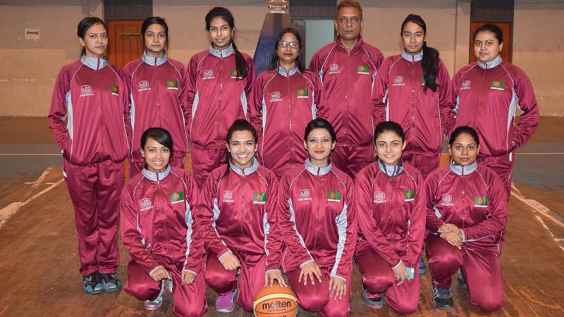 women Basketball team